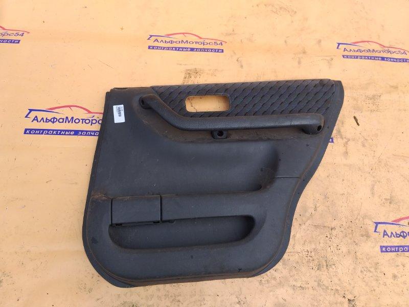 Обшивка дверей Honda Cr-V RD1 B20B задняя правая