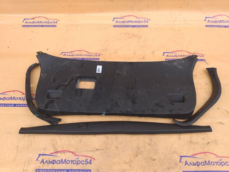 Обшивка двери багажника Toyota Allex NZE121 1NZ-FE 2003