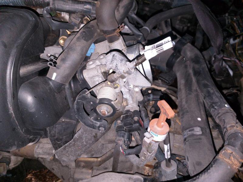 Дроссельная заслонка Toyota Wish ZNE10 1ZZ-FE 2005