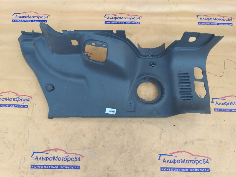 Обшивка багажника Honda Cr-V RD1 левая нижняя