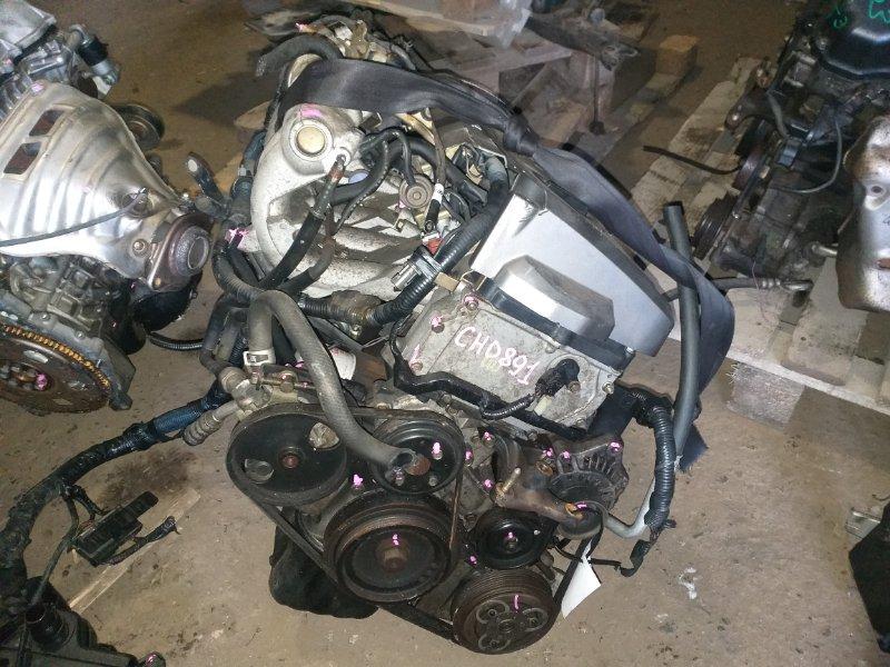 Двигатель Nissan Sunny B15 QG15DE 1999