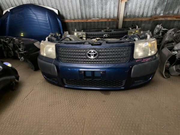 Nose-cut Toyota Succeed NCP51 1NZ-FE