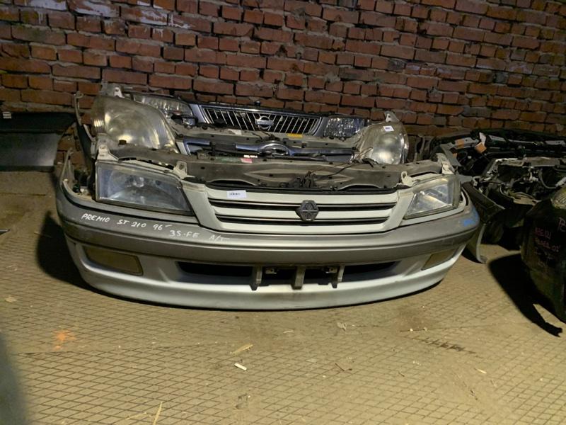 Nose-cut Toyota Corona Premio ST210 3S-FE 1996