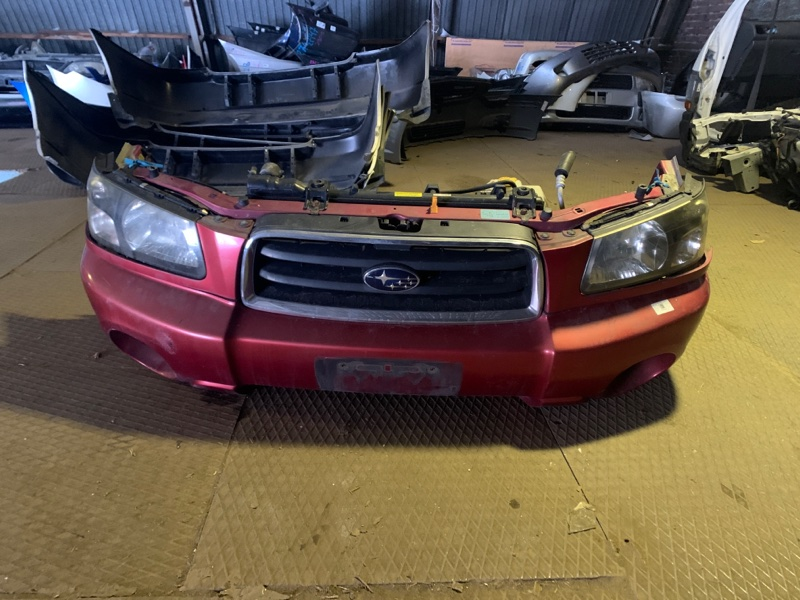 Nose-cut Subaru Forester SG5 EJ203 2002