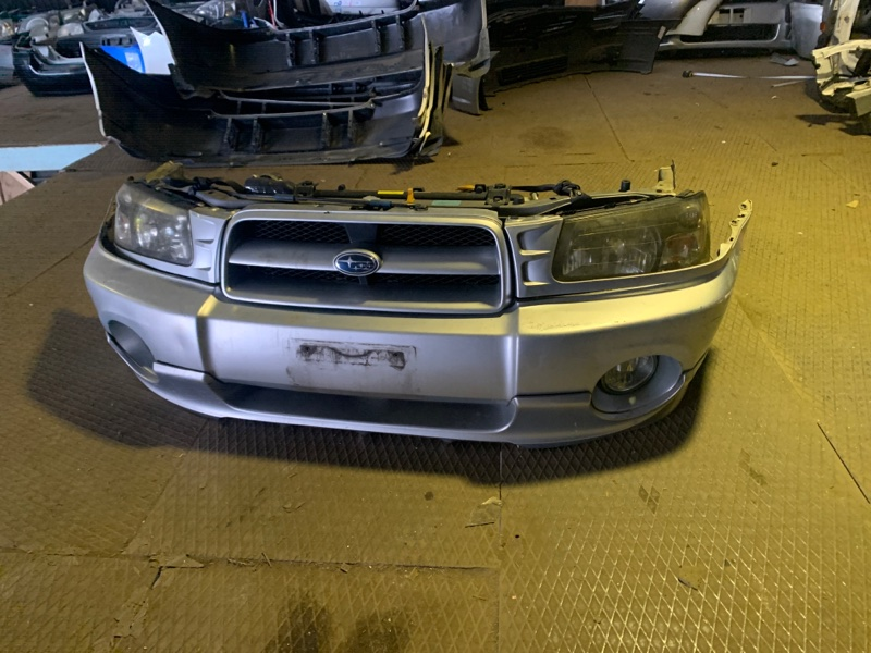 Nose-cut Subaru Forester SG5 EJ205 2002