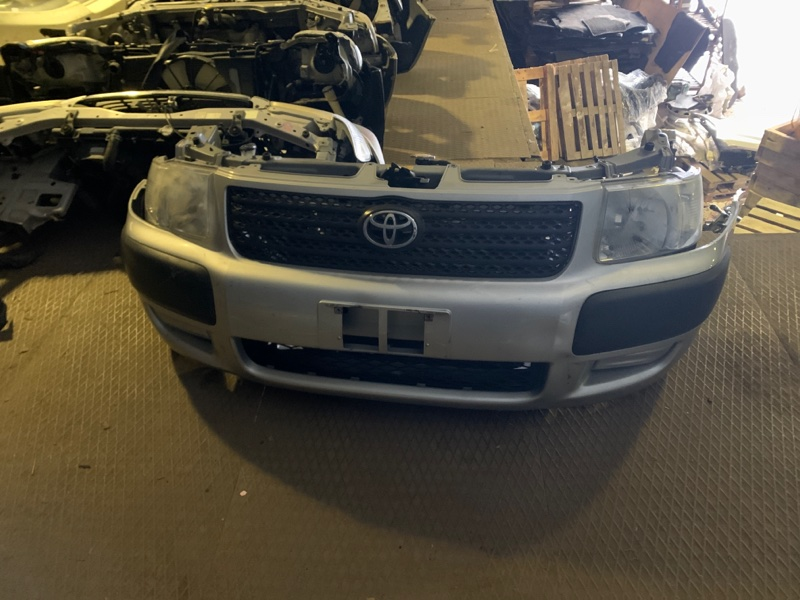 Nose-cut Toyota Succeed NCP58 1NZ-FE