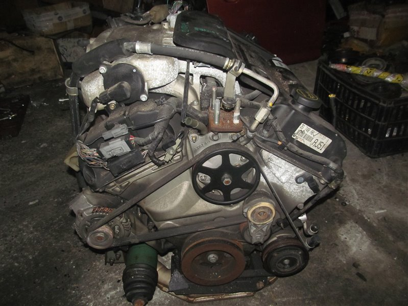Катушка зажигания Mazda Mpv LWFW AJ-DE