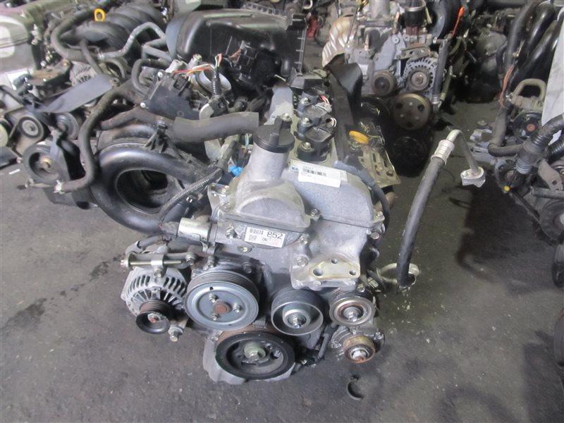 Стартер Toyota Vitz SCP90 2SZ-FE