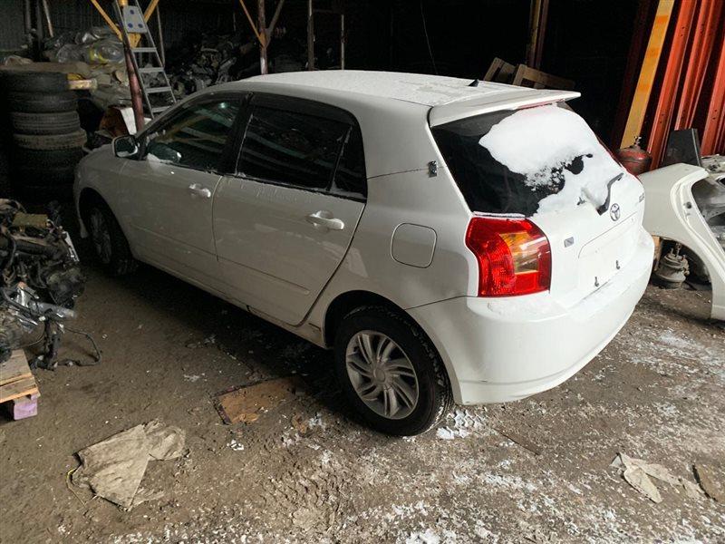 Зеркало Toyota Corolla Runx NZE121 1NZ-FE 2001 переднее правое