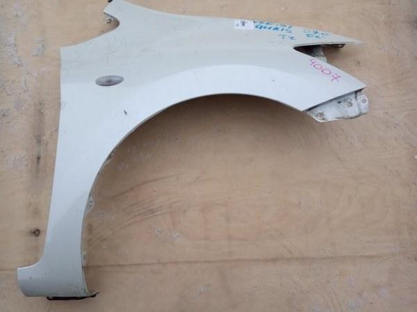 Крыло Toyota Auris NZE151 1NZ-FE переднее правое
