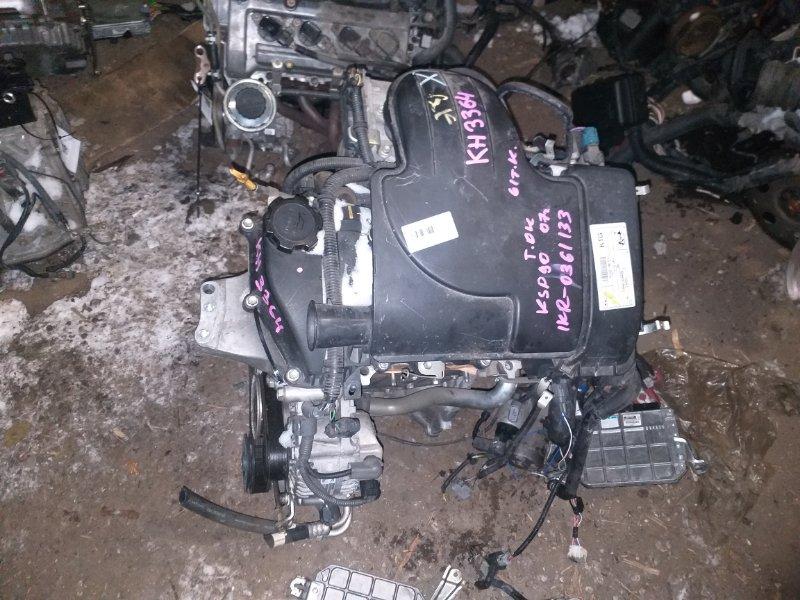 Двигатель Toyota Vitz KSP90 1KR-FE 2007