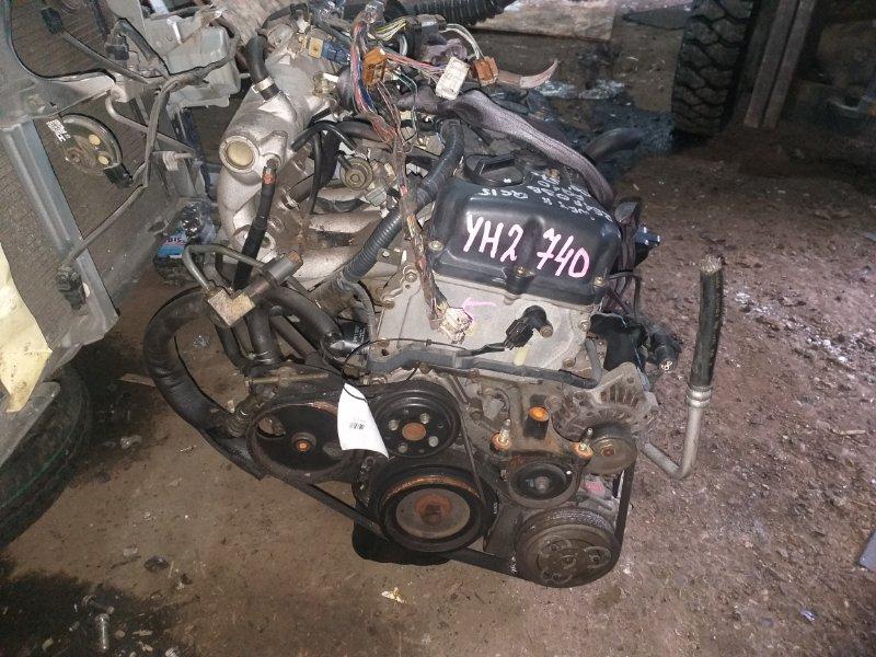 Двигатель Nissan Ad Y11 QG15DE 2000