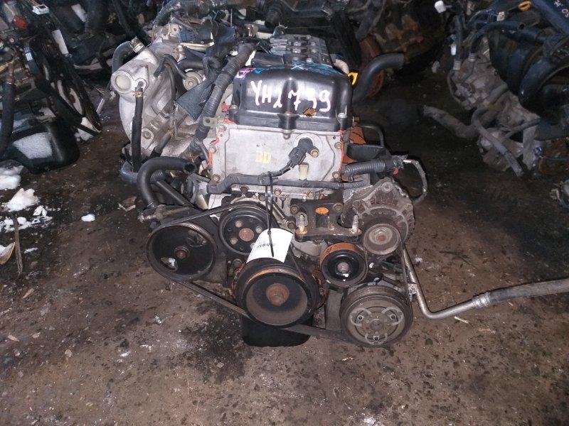 Двигатель Nissan Ad Y11 QG15DE 2001