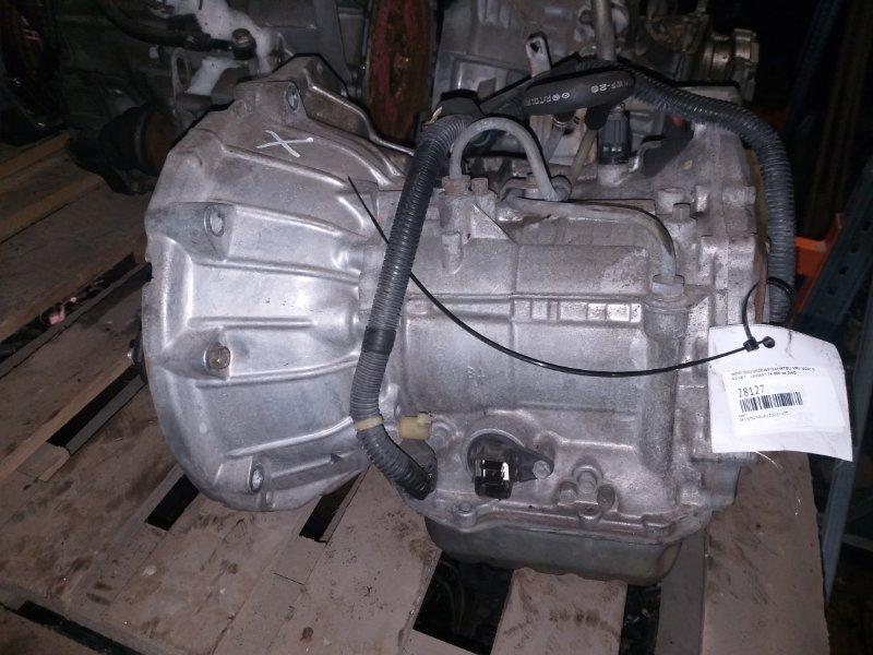 Акпп Daihatsu Yrv M201G K3-VET