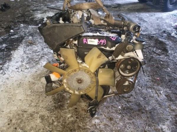 Двигатель Toyota Mark 2 JZX110 1JZ-GE