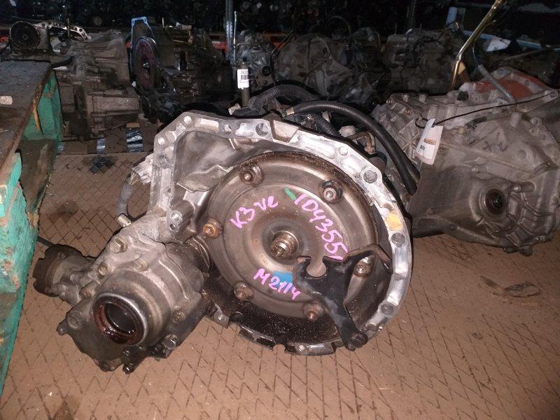 Акпп Daihatsu Yrv M211G K3-VE 2001