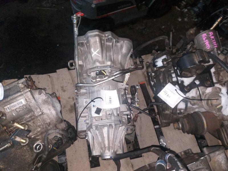 Акпп Suzuki Jimny JB23W K6A-TI