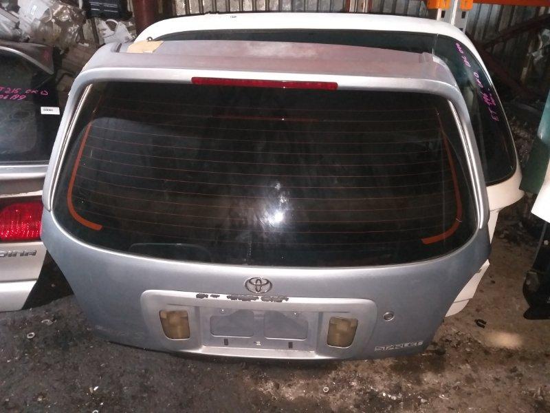 Дверь 5-я Toyota Starlet EP91 4E-FE