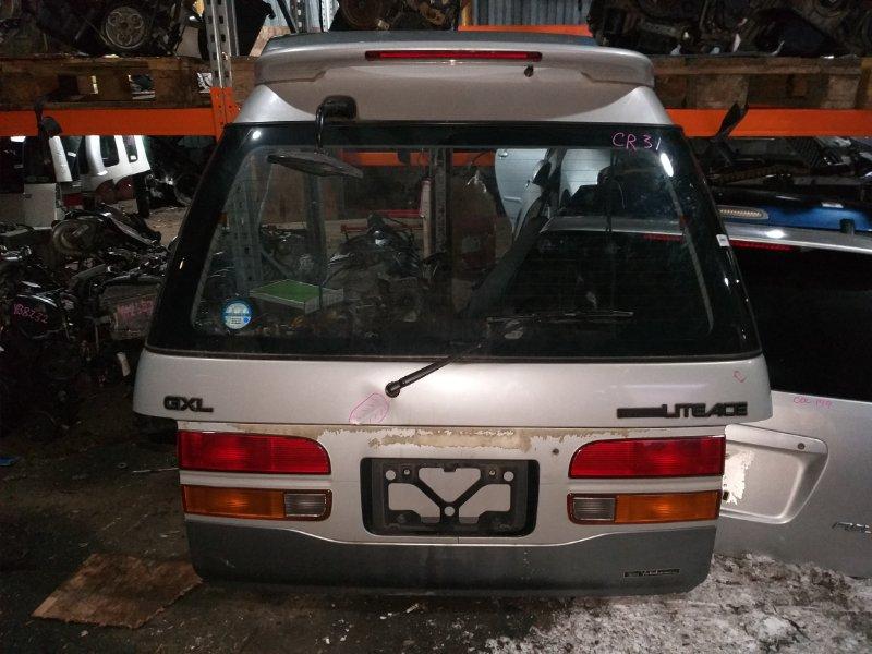 Дверь 5-я Toyota Lite Ace CR31 3C-T