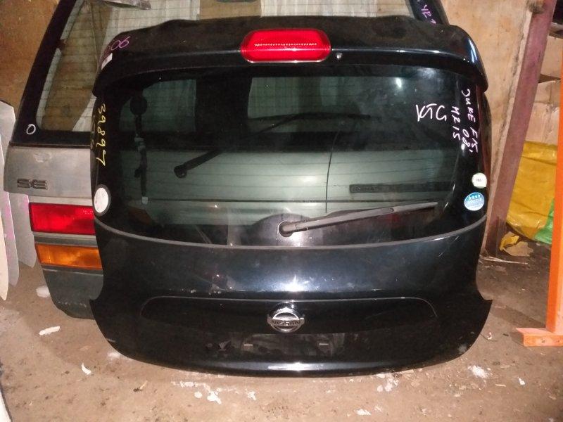 Дверь 5-я Nissan Juke F15 HR15DE