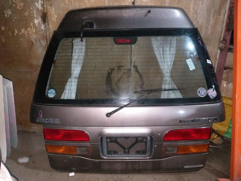 Дверь 5-я Toyota Town Ace YR21 3Y-E