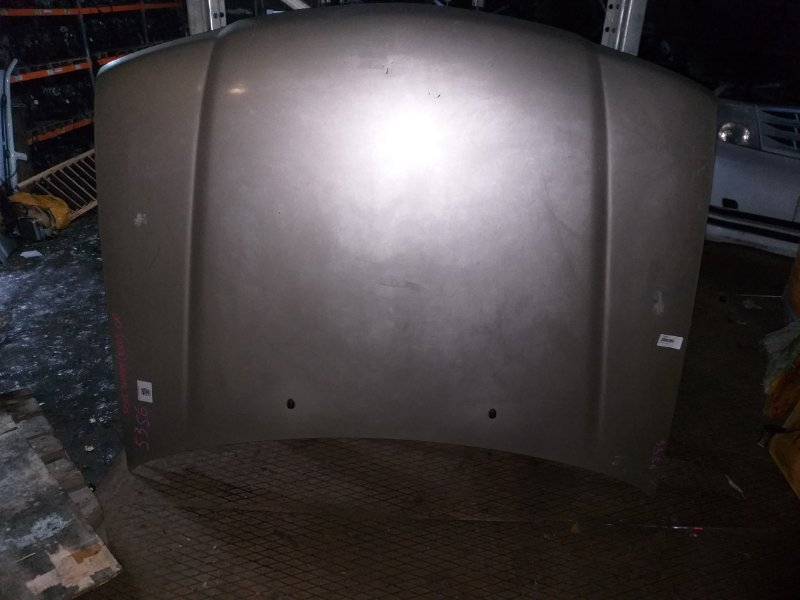 Капот Nissan Sunny B15 QG15DE