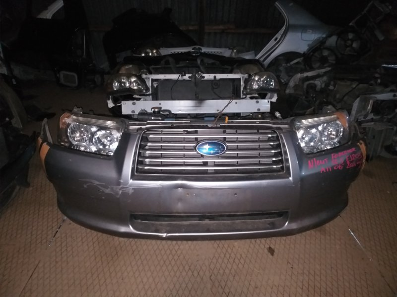 Nose-cut Subaru Forester SG5 EJ203 2006