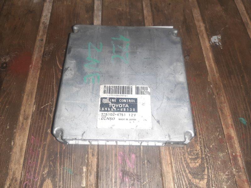 Блок управления efi Toyota Wish ZNE14 1ZZ-FE 2007