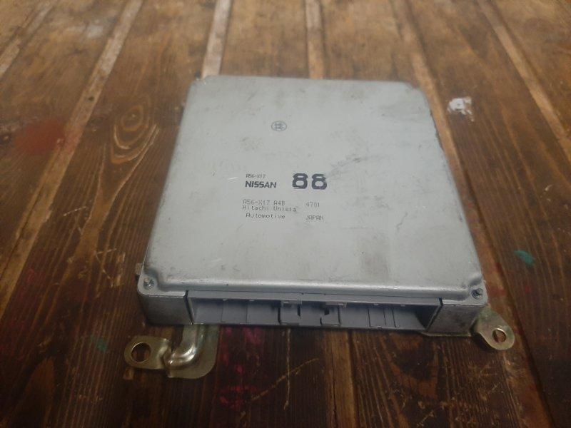Блок управления efi Nissan Bluebird Sylphy QG10 QG18DE 2003