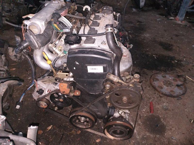 Двигатель Toyota Caldina ET196 5E-FE