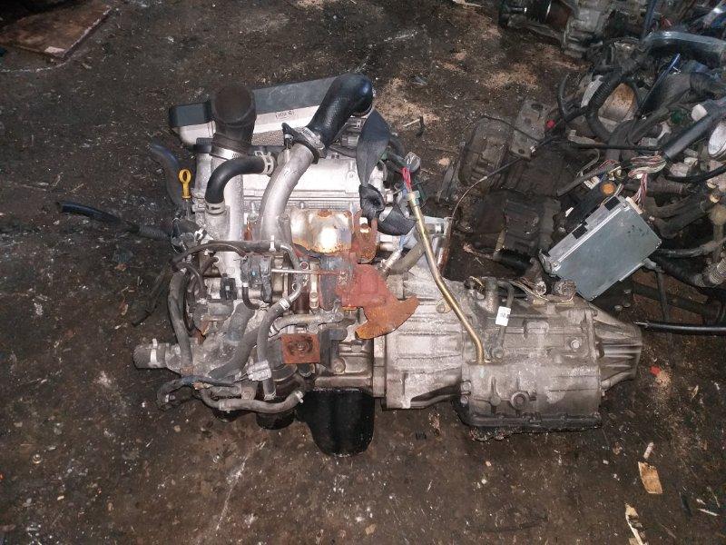 Двигатель Suzuki Jimny JB23W K6A-TI 2003