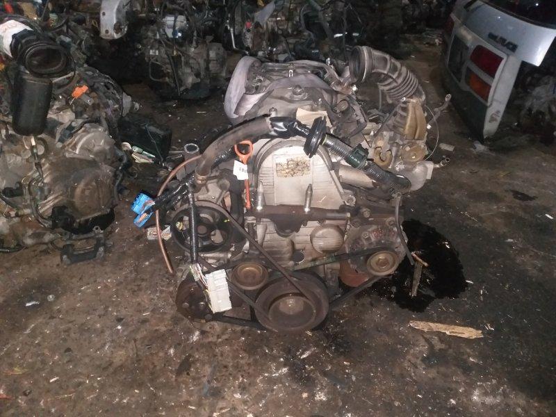 Двигатель Honda Capa GA4 D15B