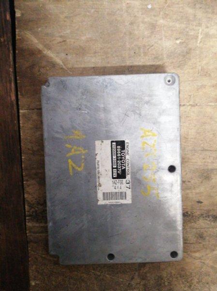 Блок управления efi Toyota Avensis AZT255 1AZ-FSE 2004