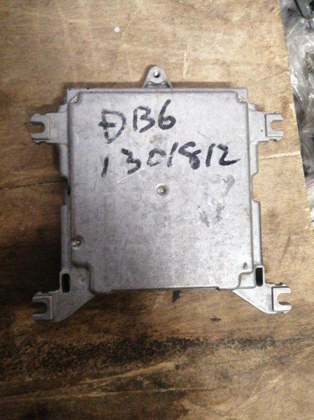 Блок управления efi Honda Integra DB6 ZC