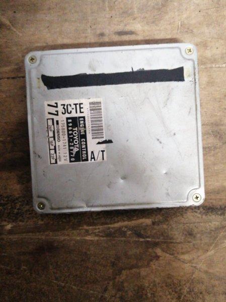 Блок управления efi Toyota Estima Emina CXR10 3C-TE