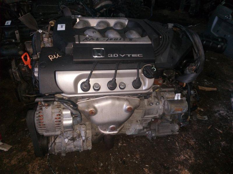 Двигатель Honda Odyssey RA5 J30A