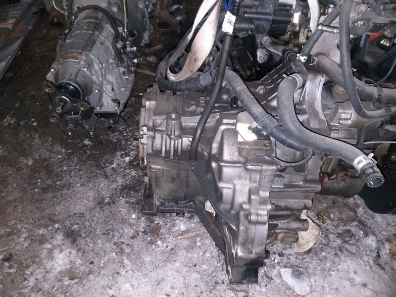 Акпп Mazda Demio DW3W B3