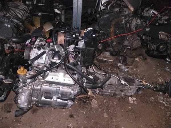Двигатель Subaru Forester SHJ FB20A
