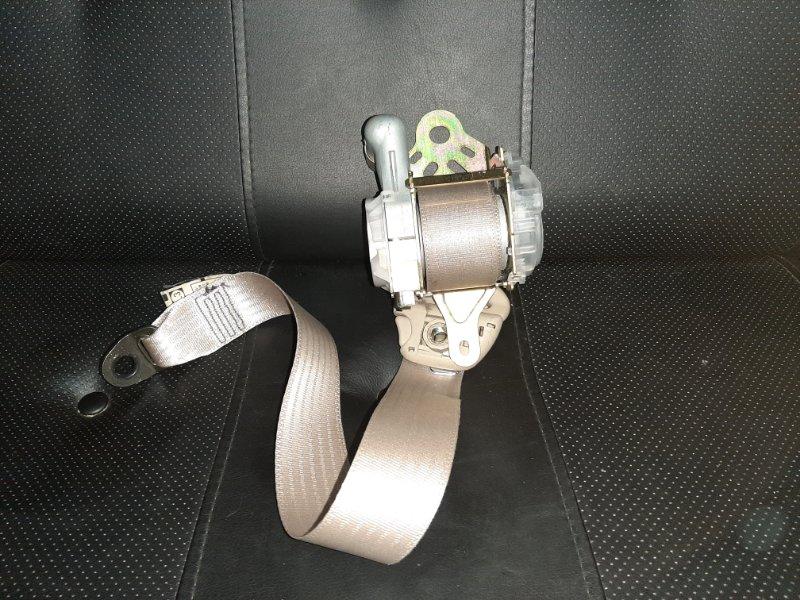 Ремень безопасности Toyota Corolla NZE121 1NZ-FE передний левый