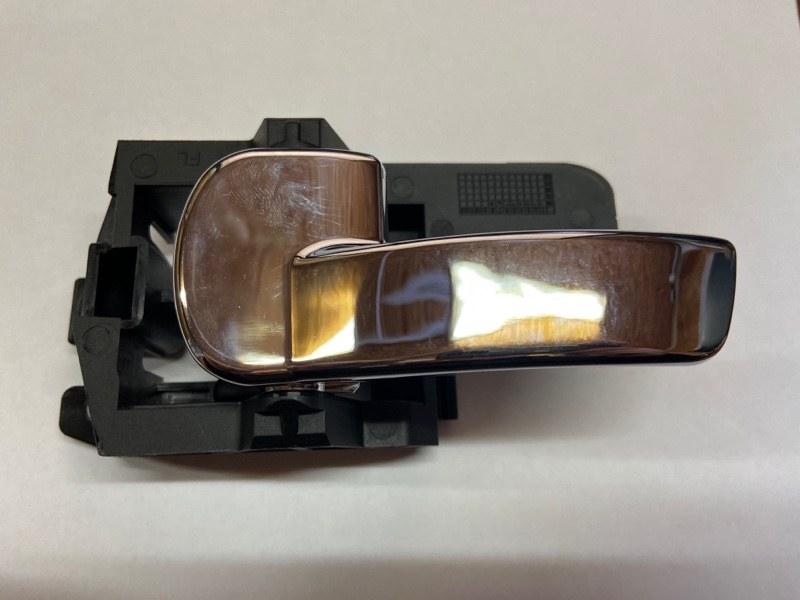 Ручка двери внутренняя Nissan Qashqai J10E MR20DE задняя левая