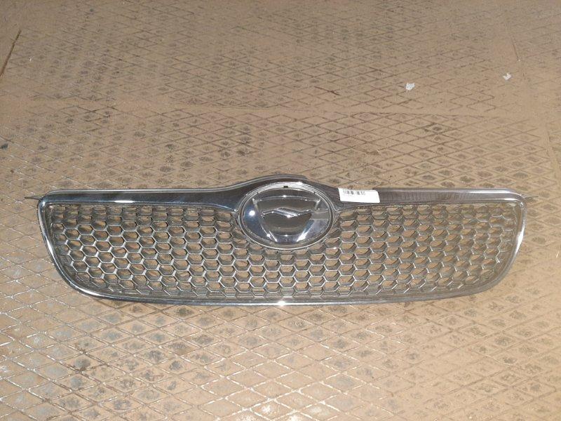 Решетка радиатора Toyota Corolla NZE121 1NZ-FE 2001