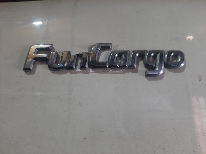 Эмблема Toyota Funcargo NCP21 1NZ-FE