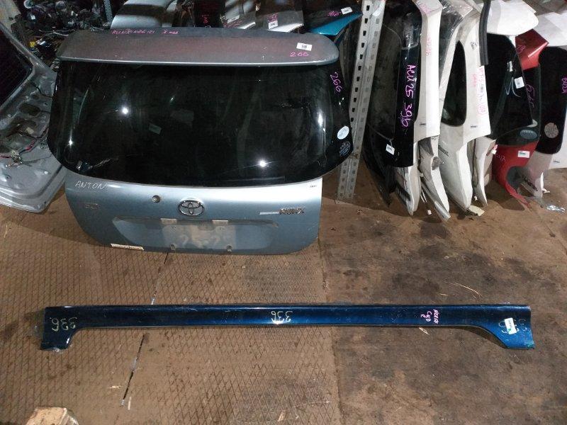 Порог Toyota Corolla Fielder NZE124