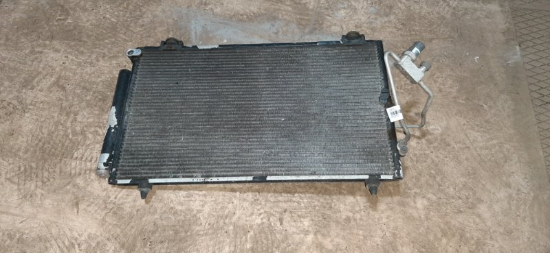 Радиатор кондиционера Toyota Corolla NZE121 1NZ-FE 2003