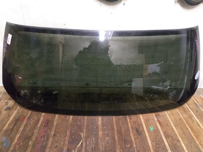 Стекло двери 5-й Toyota Corolla Runx NZE121