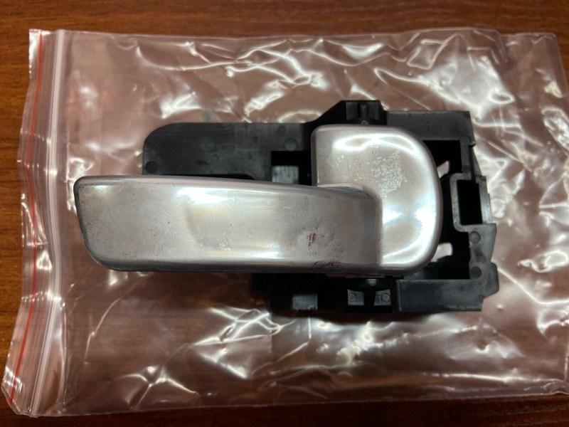 Ручка двери внутренняя Nissan Qashqai J10 MR20DE передняя правая
