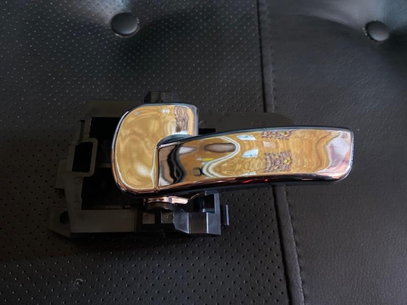 Ручка двери внутренняя Nissan Qashqai J10E MR20DE передняя левая