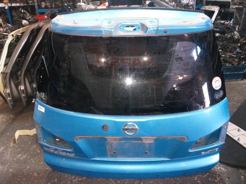Дверь 5-я Nissan Wingroad Y12 HR15DE