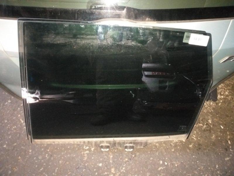 Стекло двери Honda Fit GD1 L13A заднее левое