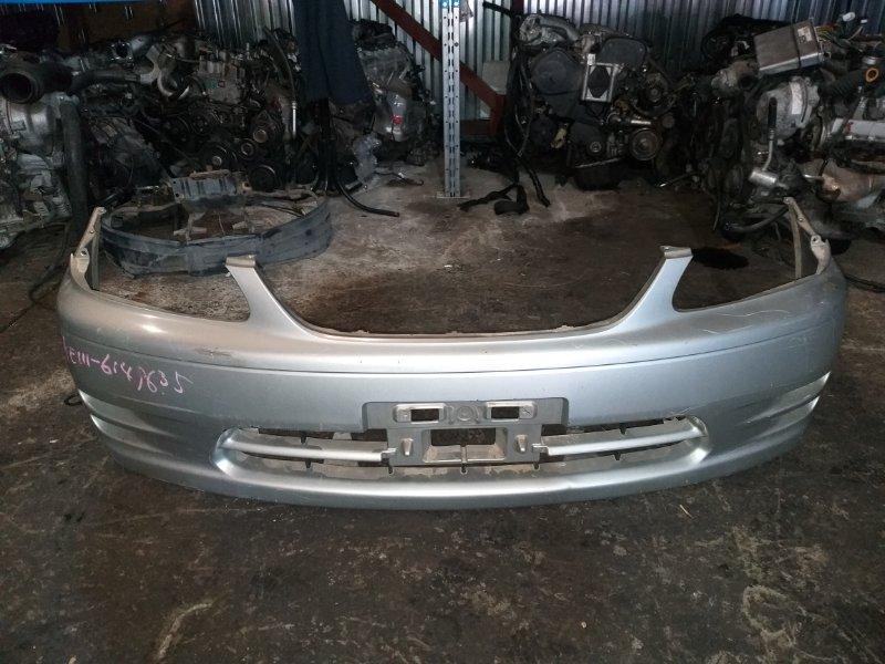 Бампер Toyota Corolla Spacio AE111 4A-FE 2000 передний
